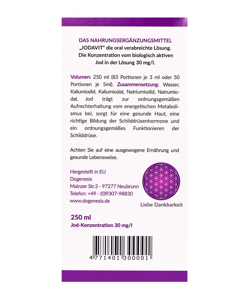 Atemberaubend Jod Schilddrüse Fotos - Physiologie Von Menschlichen ...